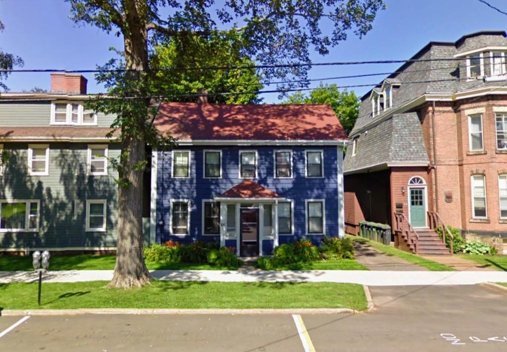 100 Prince Street in Charlottetown