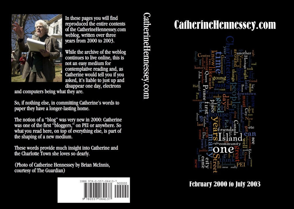 CatherineHennessey.com Book Cover