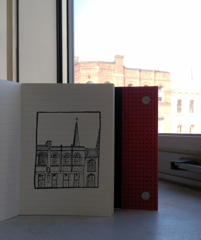 The Stamper Building (sketch)
