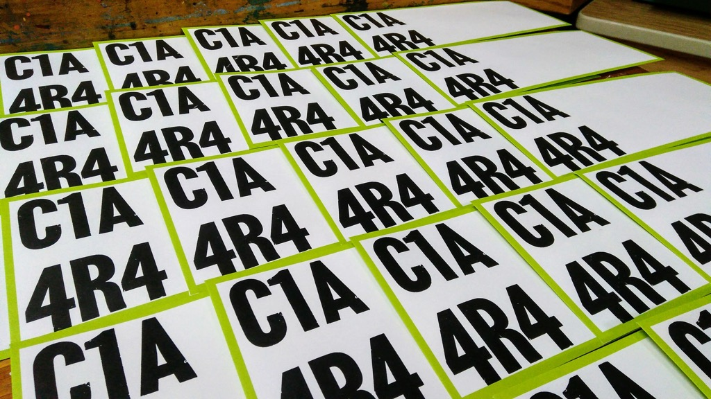 Photo of C1A 4R4 envelopes