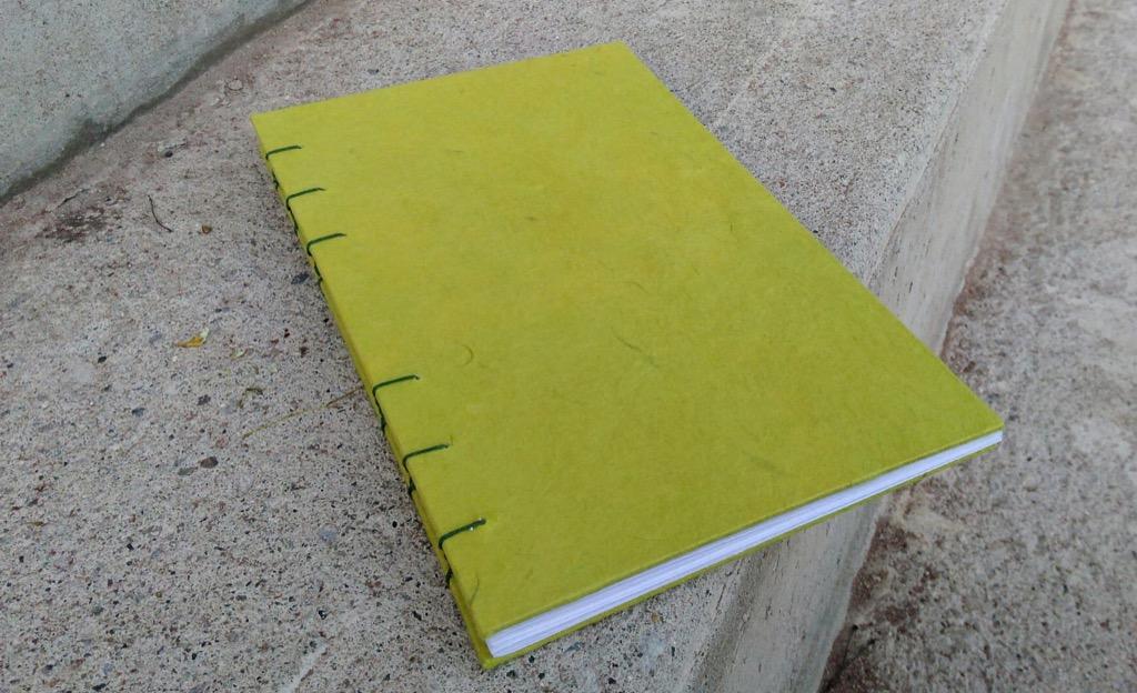 Coptic-bound book