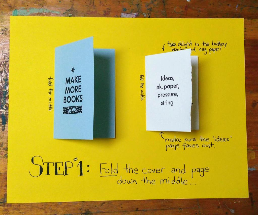 Step One: Fold