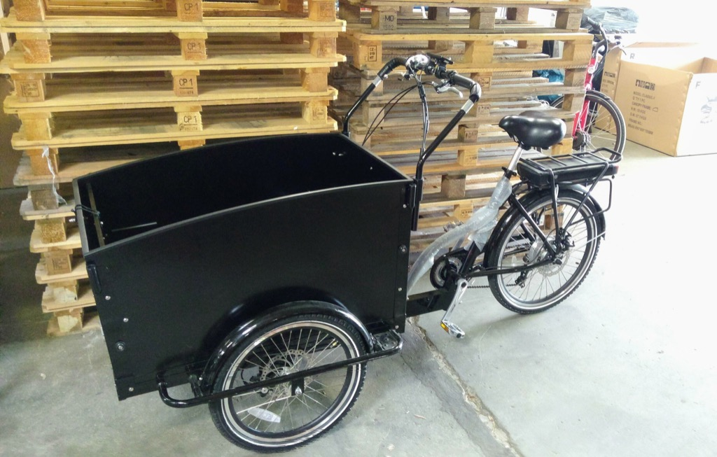 Cargo Bike Electric Classic