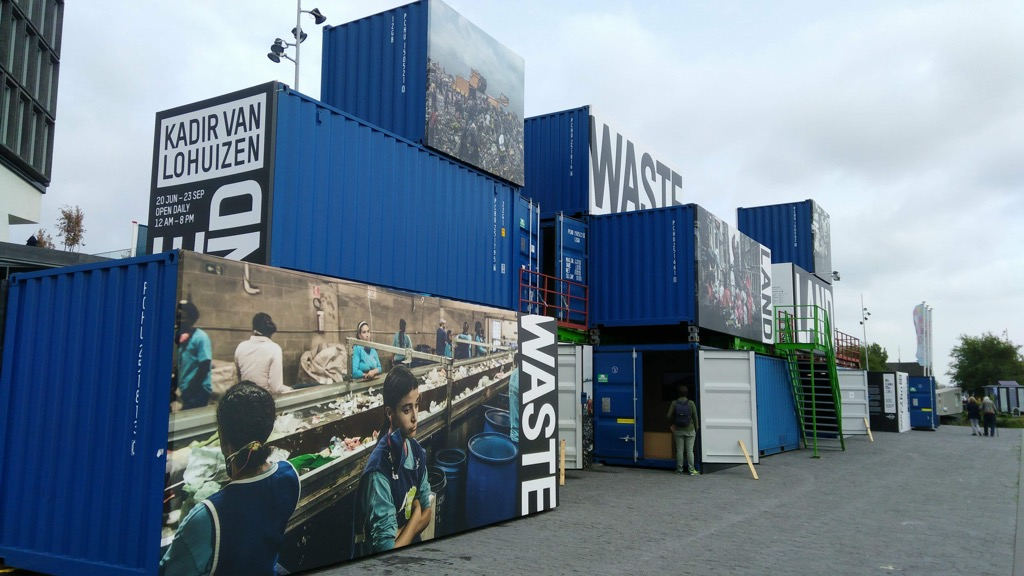 Wasteland Containers