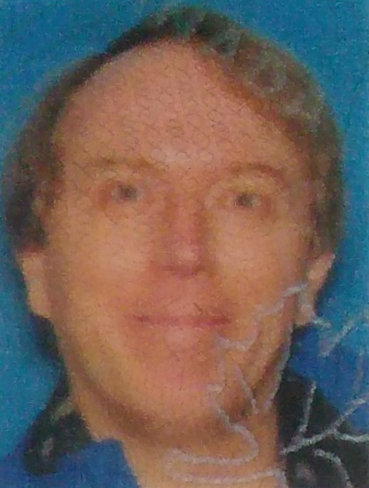 My old driver's license photo