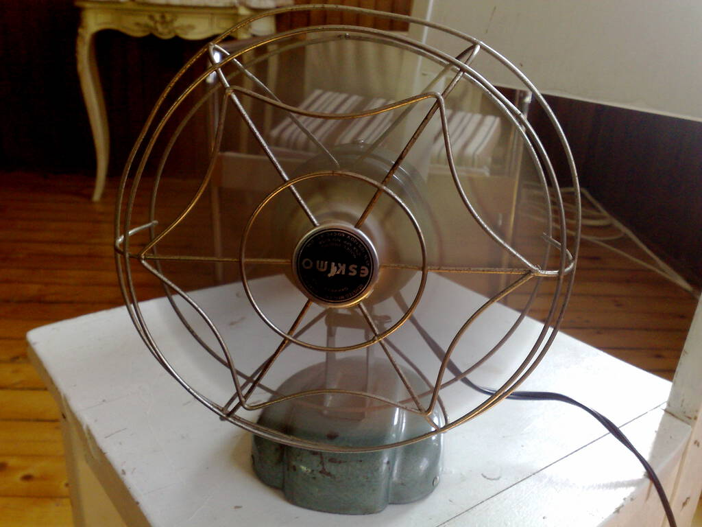 Fan at Ampersand