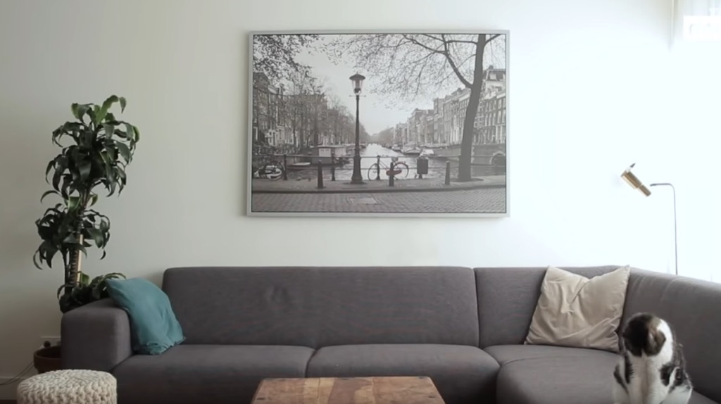 The Story Of That Ikea Photograph Of Amsterdam