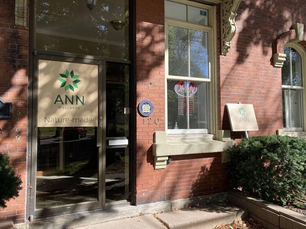 ANN Wellness storefront