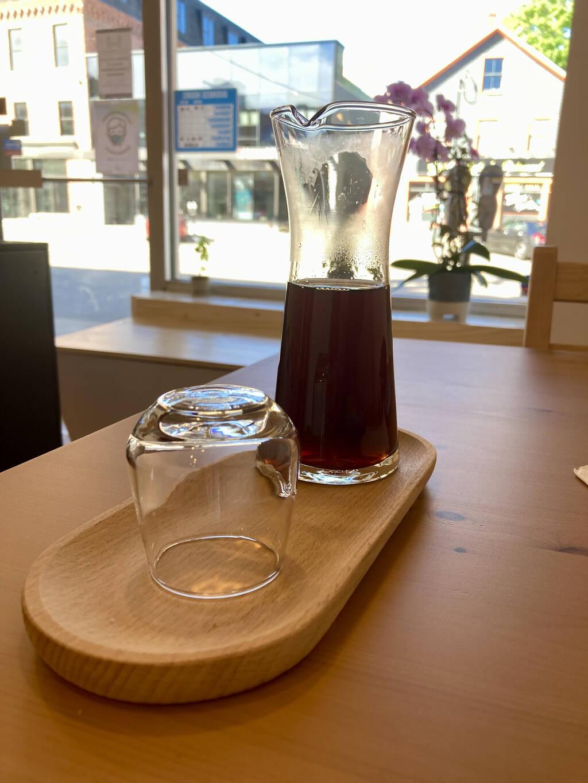 Boquete Panama Pourover at Coffee Plus