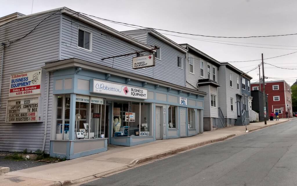 C. Robertson Business Equipment in Halifax