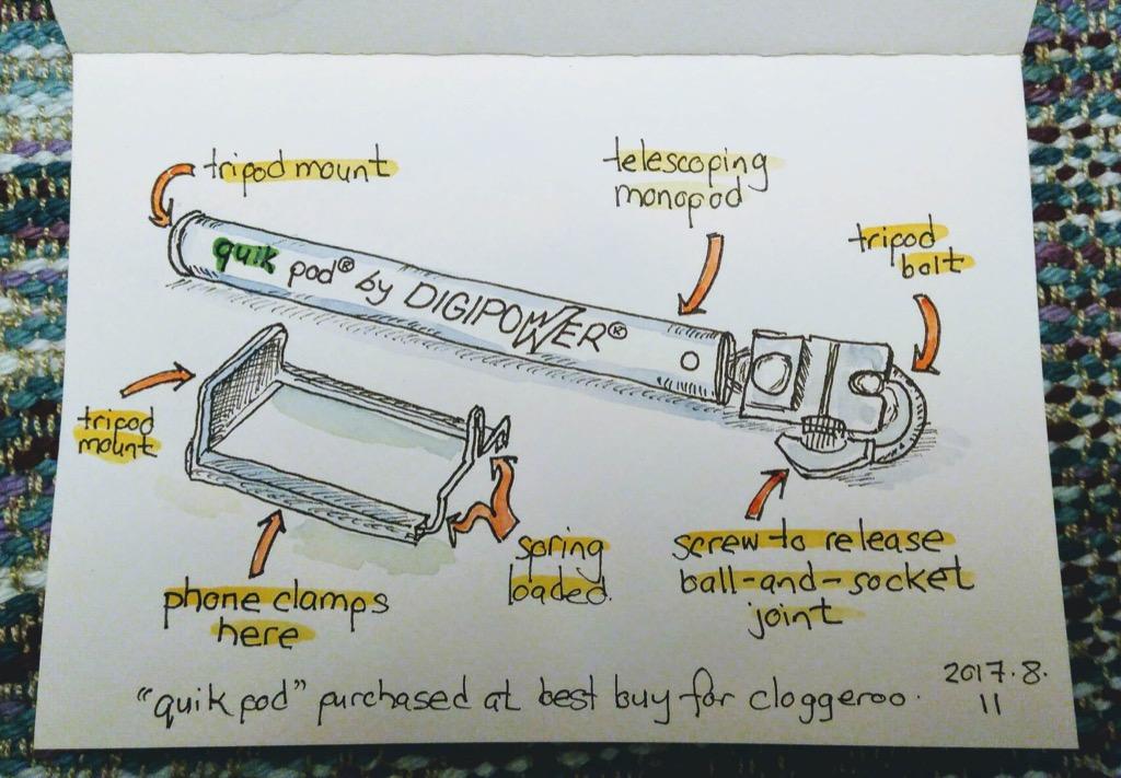Digipower Quik Pod
