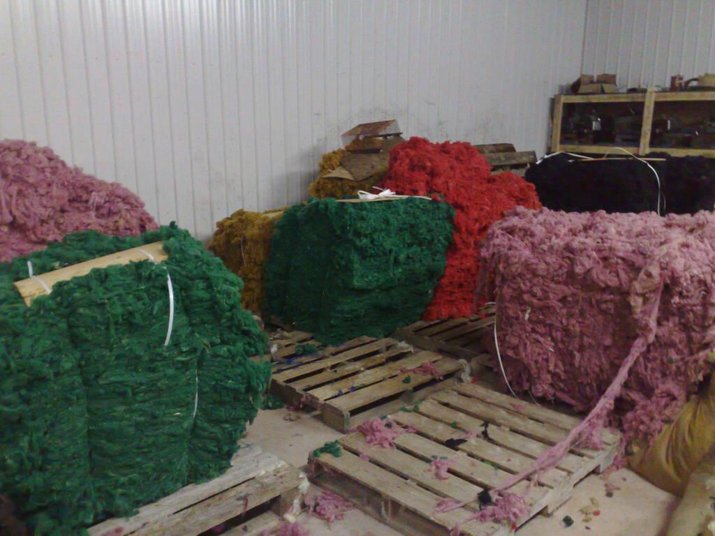 Dyed Fleece