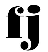 Lower case f and j in Ultra Bodoni