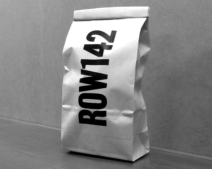 ROW142 Coffee Bag Beta Test
