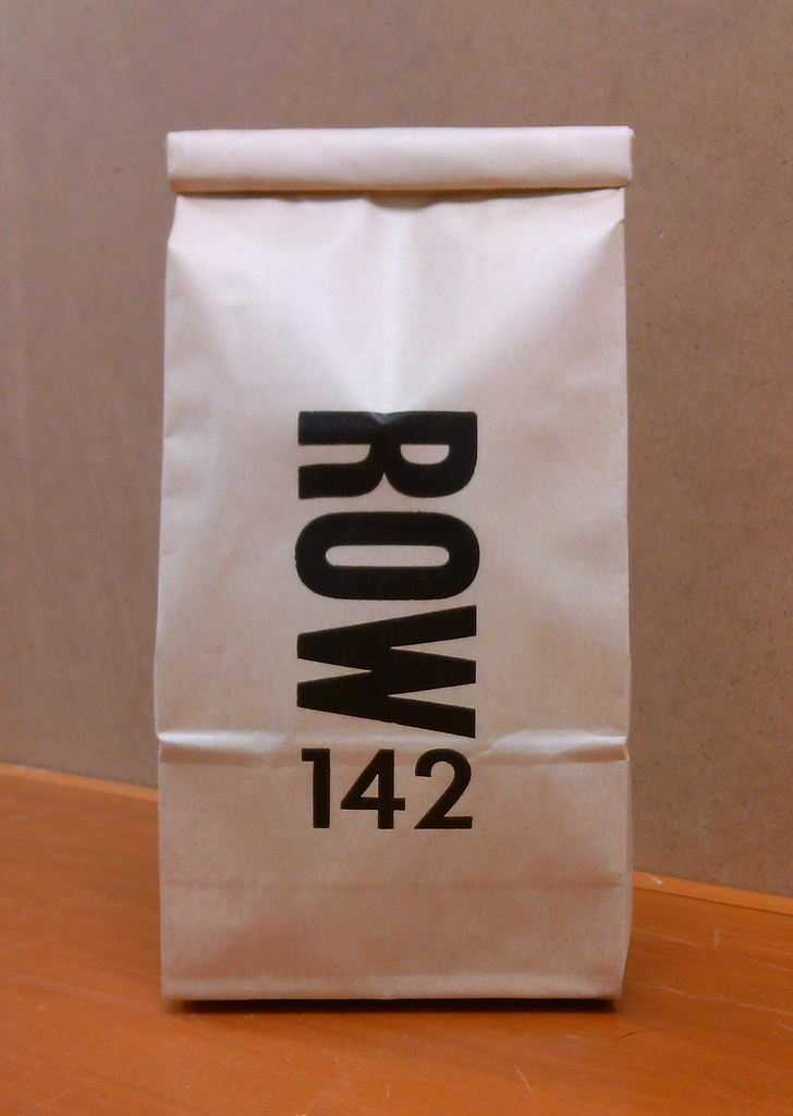 ROW142 Coffee Bags, Take 2