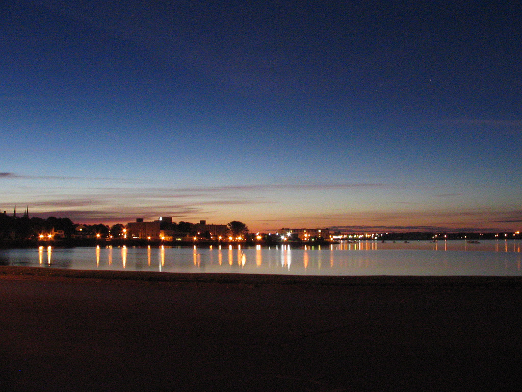 Charlottetown at Sunrise