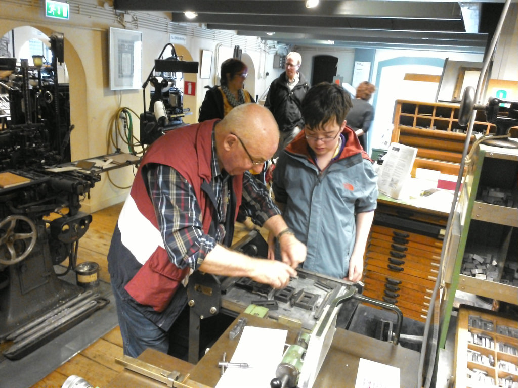 Kindly Dutch Printer with Oliver
