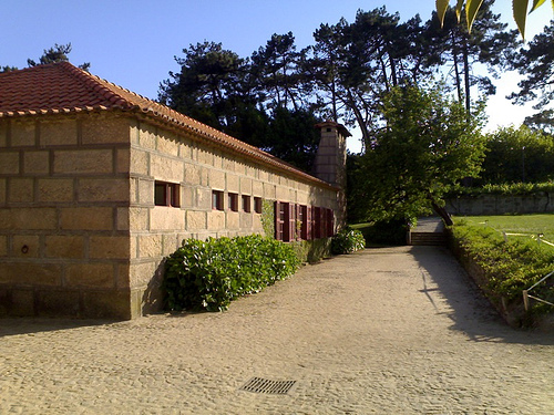 Stone Farm Building