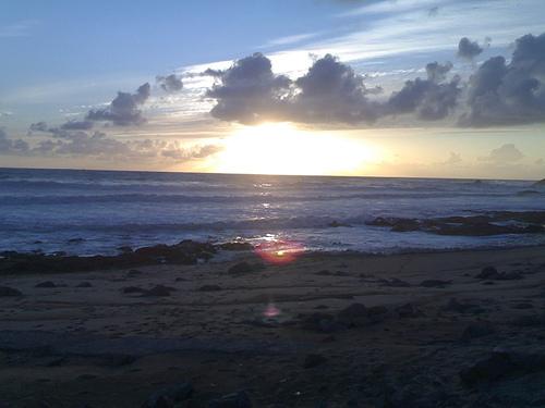 Leça da Palmeira Sunset