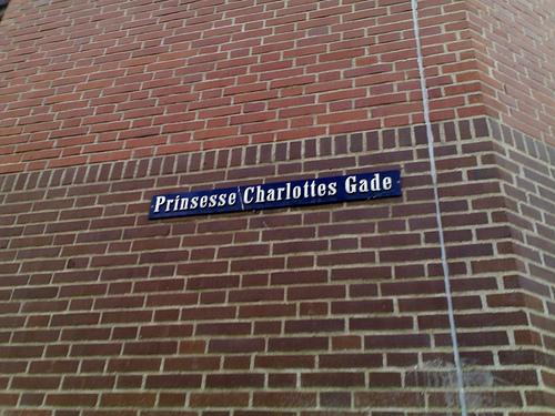 Prinsesse Charlottes Gade