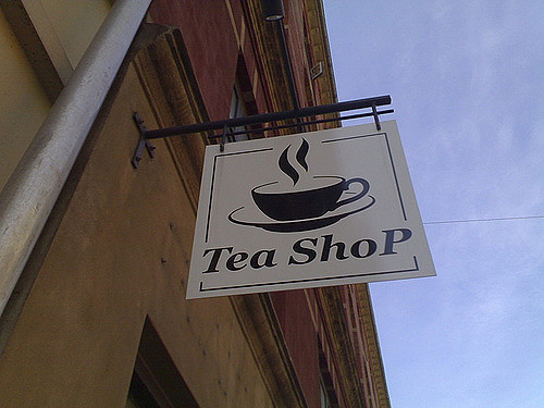Tea Shop in Frederiksberg