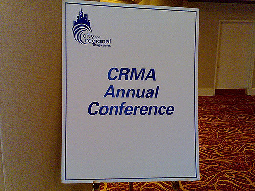CRMA Annual Conference Poster