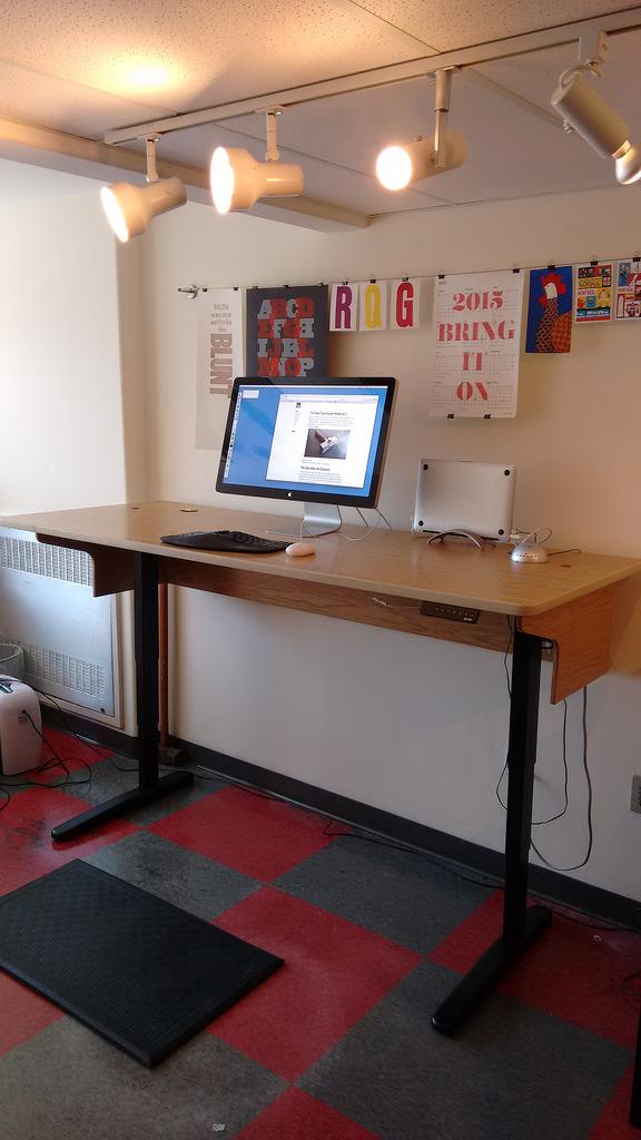Jarvis Standing Desk