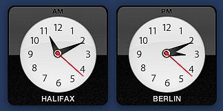 Time Zone Delta