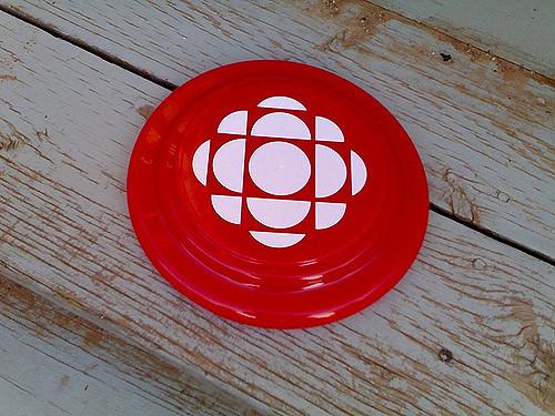 CBC Frisbee