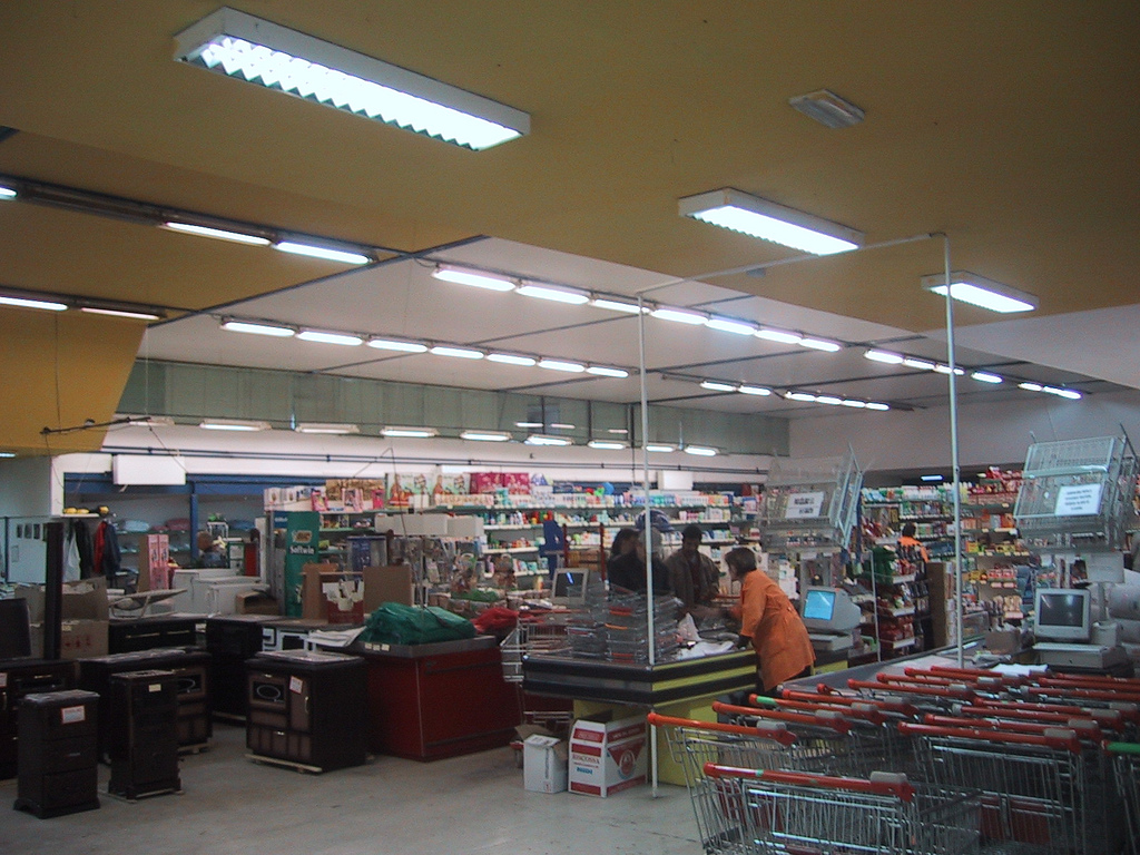 Madig Grocery Store in Gospic