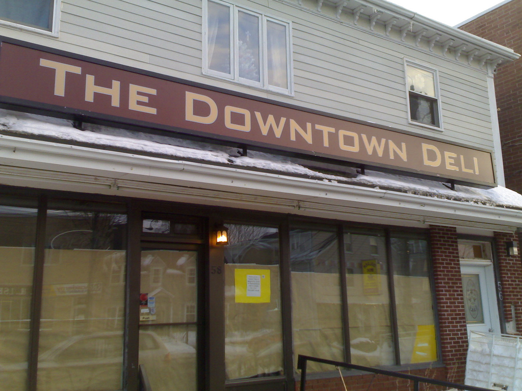 The Downtown Deli
