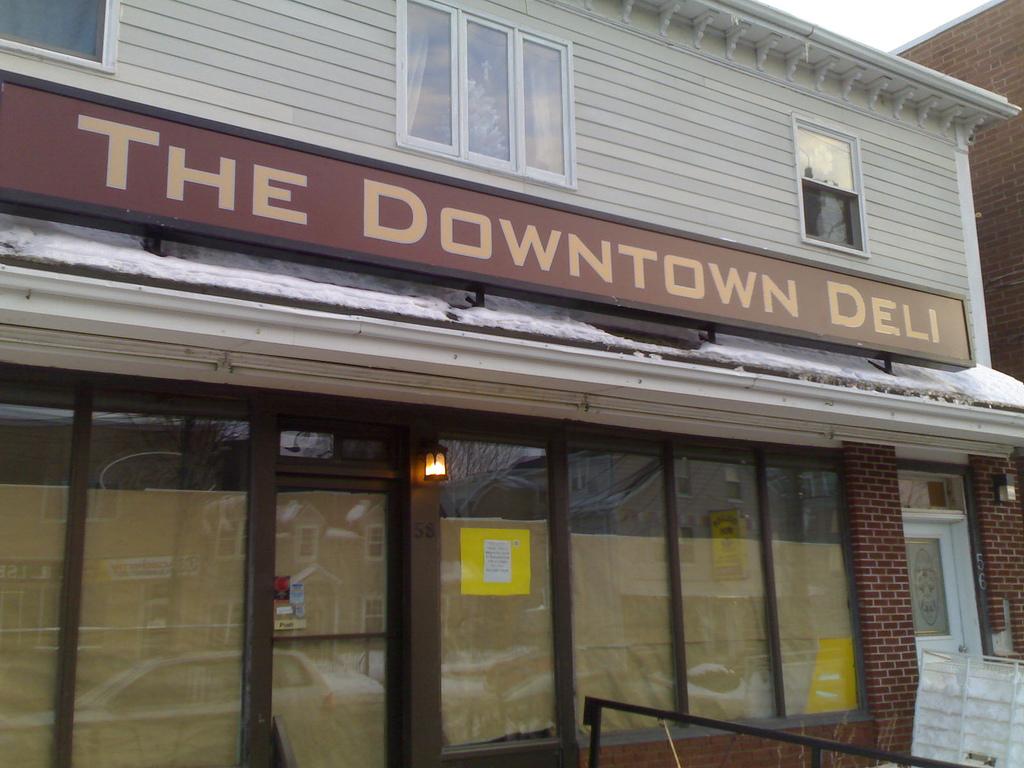 The Downtown Deli