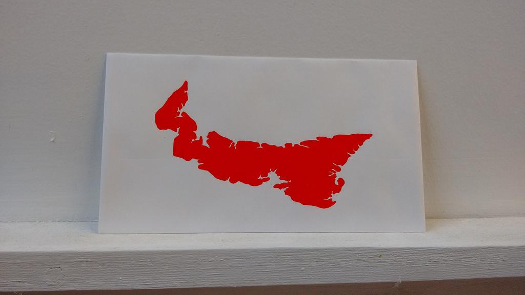 Prince Edward Island Envelope