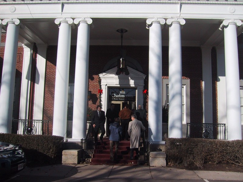 UPEI Levee at Charlottetown Hotel