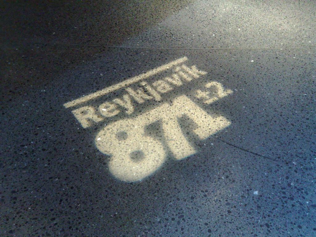 Reykjavík 871±2