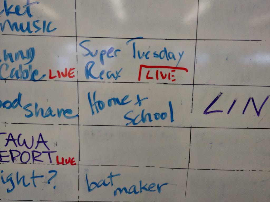 Home & School Slot on the Island Morning Rundown