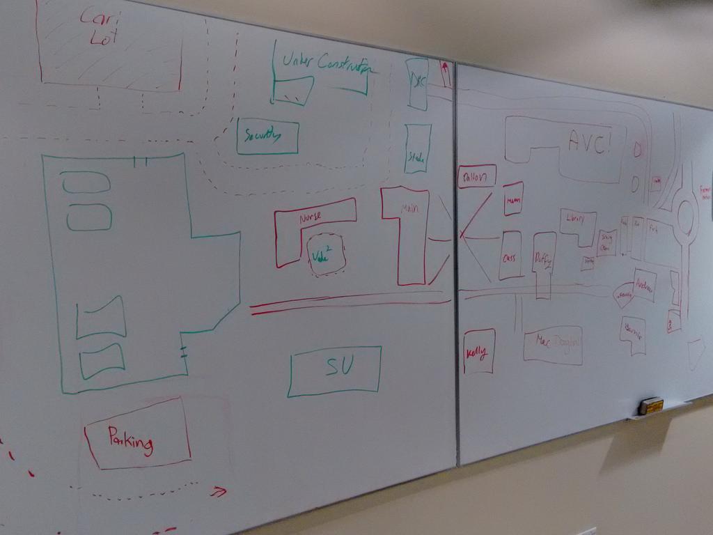 UPEI Campus Map