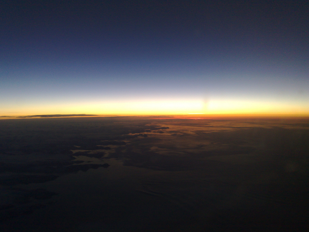 North Atlantic Sunrise