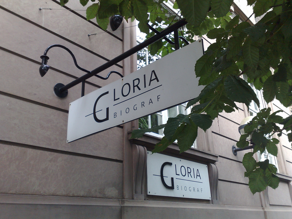 Gloria Biograf
