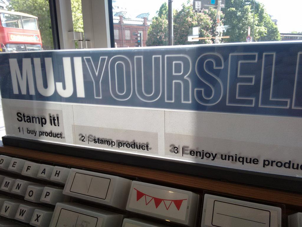 MUJI YOURSELF