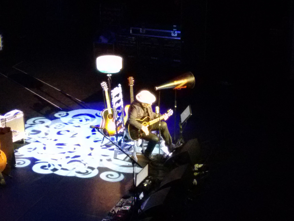 Elvis Costello at London Palladium