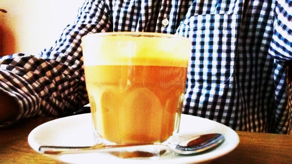 Five Elephant coffee.