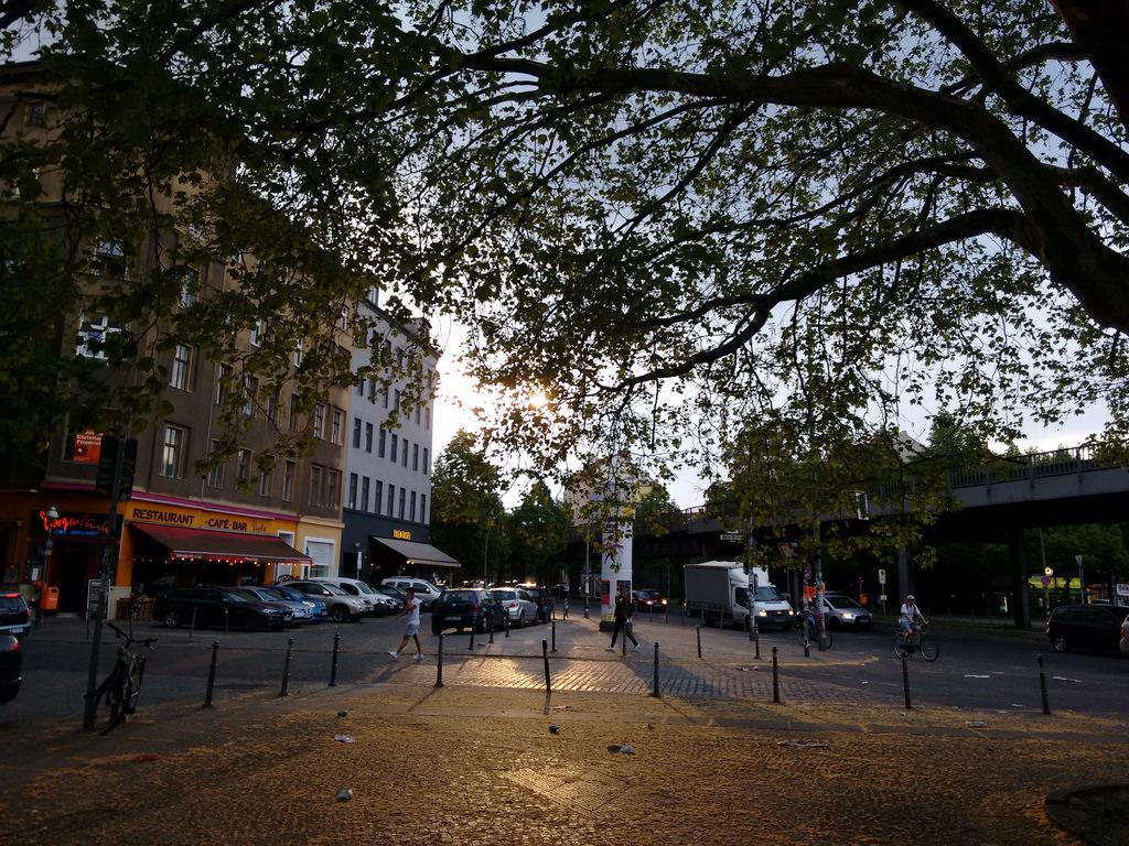 Berlin at Twilight