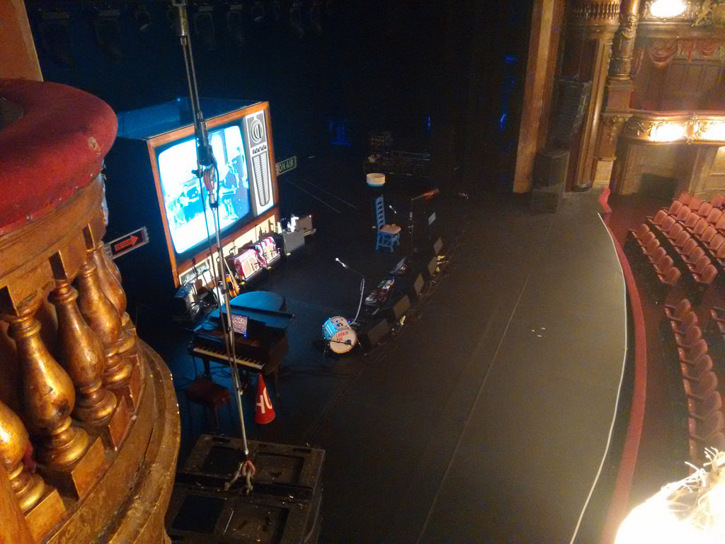 Elvis Costello at London Palladium
