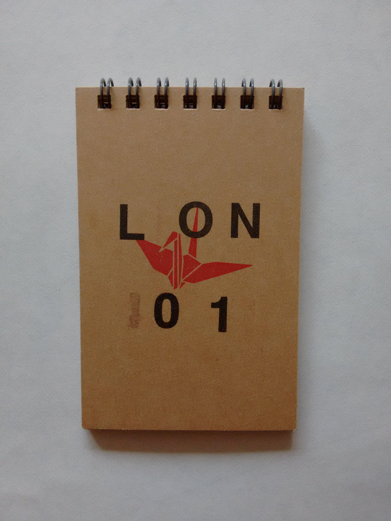 LON01 MUJI Notebook