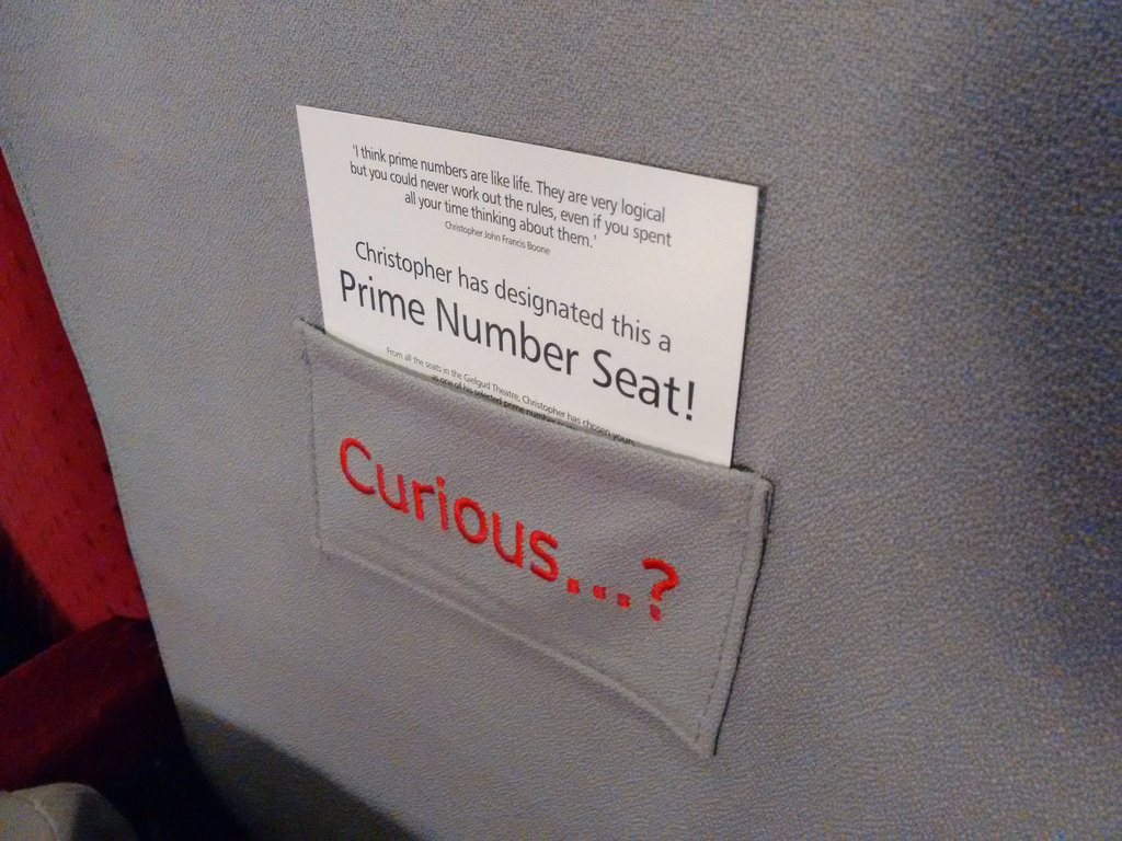 Prime Number Seat!