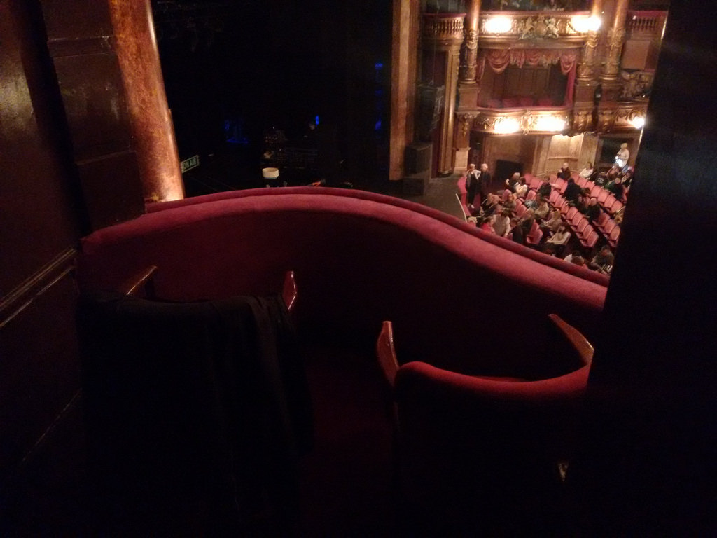 London Palladium Private Box EE
