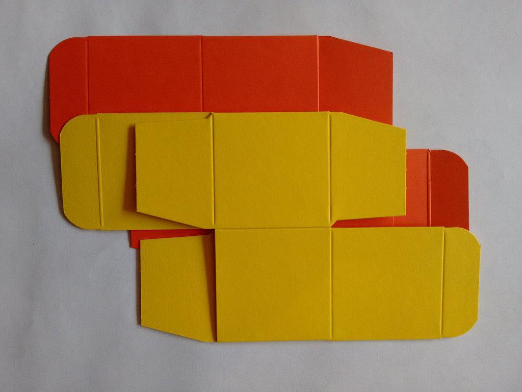 Orange and Yellow BUNTBOX