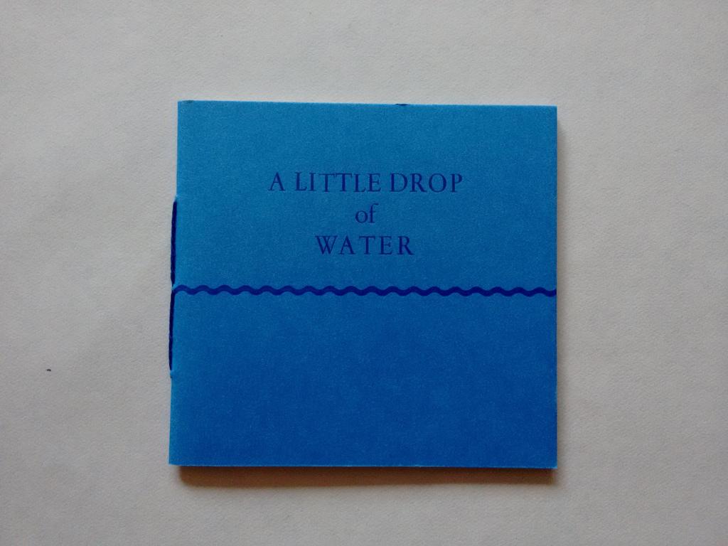 A Little Drop of Water