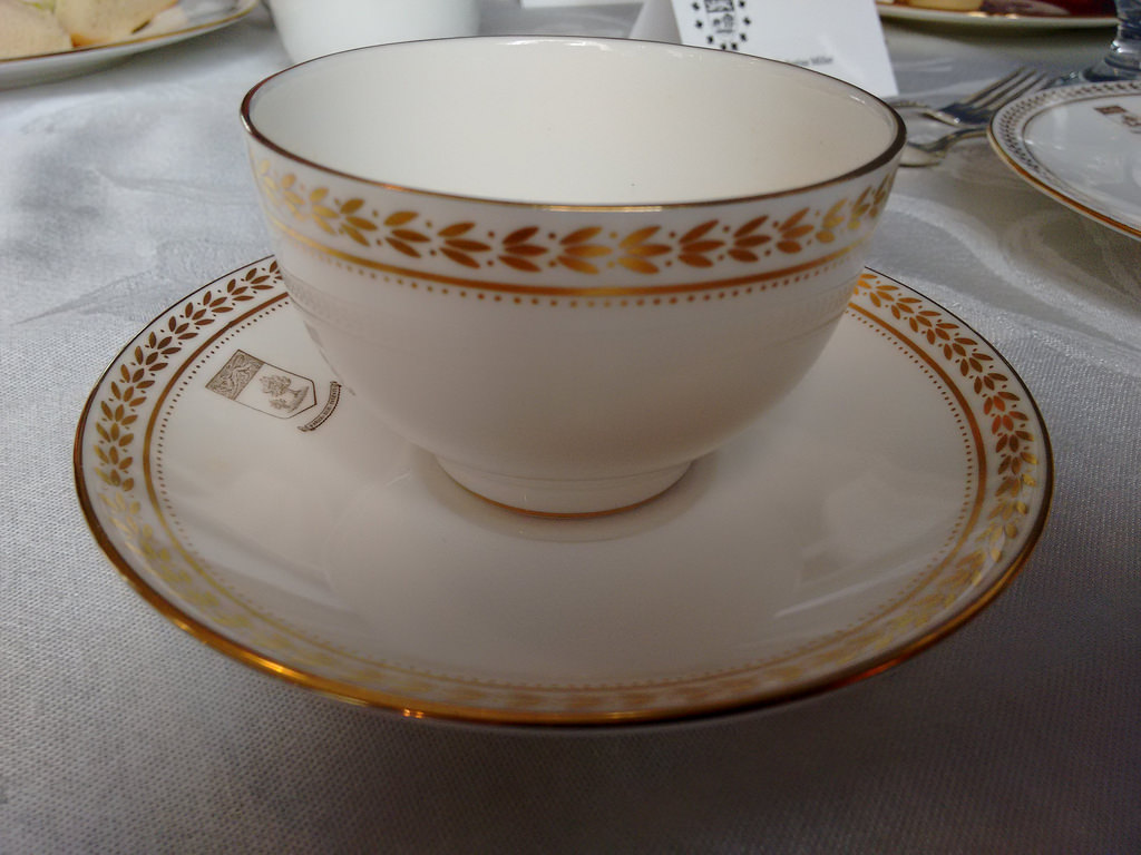 Government House Teacup